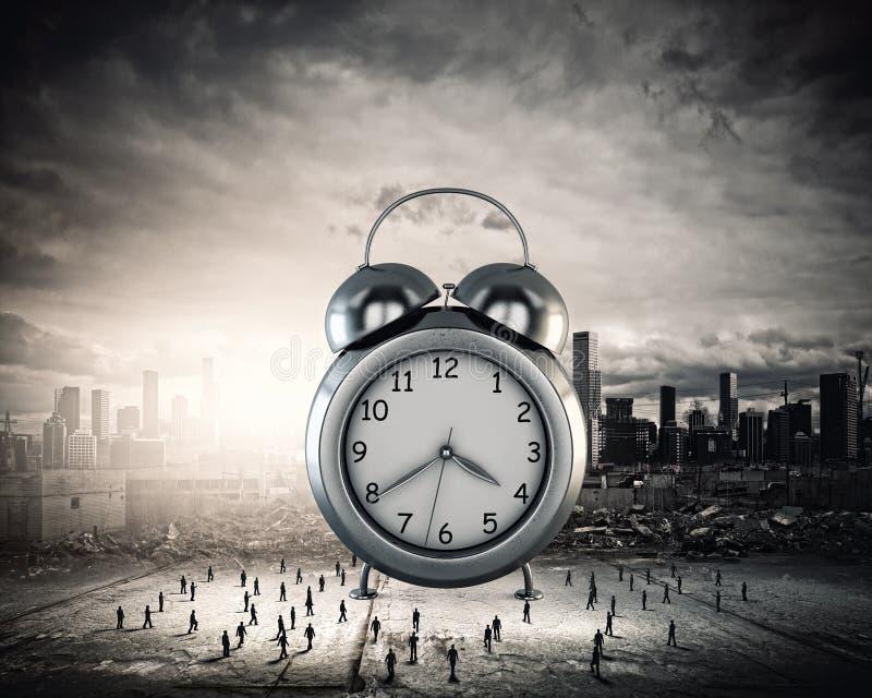 Download белизна времени предмета предпосылки изолированная принципиальной схемой Стоковое Изображение - изображение насчитывающей утро, проходить: 41651379