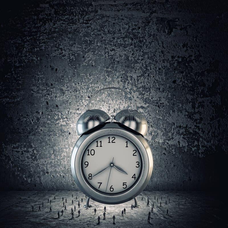 Download белизна времени предмета предпосылки изолированная принципиальной схемой Стоковое Изображение - изображение насчитывающей дата, кругло: 41651891