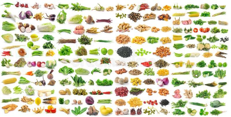 белизна изображения еды предпосылки vegetable стоковые фотографии rf