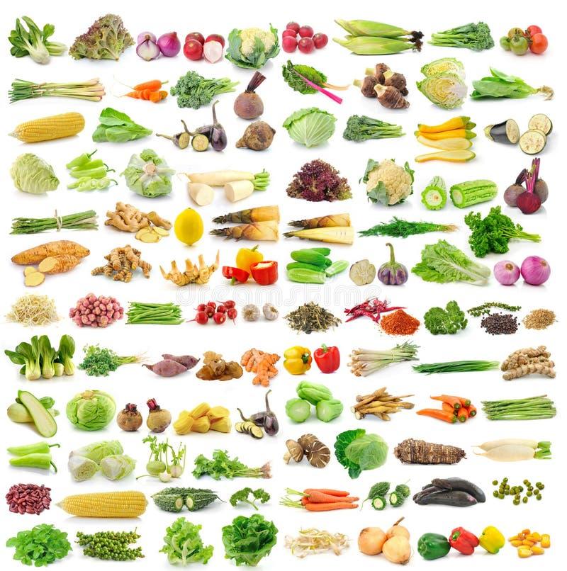 белизна изображения еды предпосылки vegetable стоковые фото
