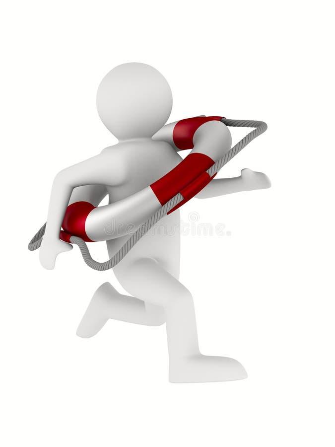 Download белизна кольца спасителя предпосылки Lifebuoy Иллюстрация штока - иллюстрации насчитывающей опасность, backhoe: 81812836
