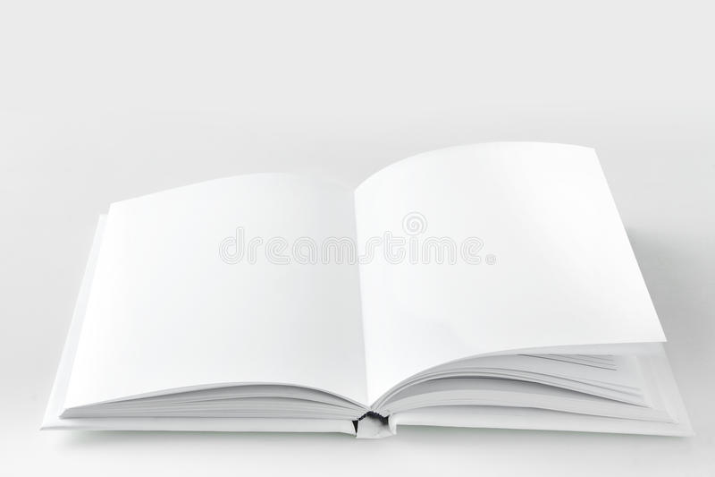 белизна дневника книги предпосылки личная красная стоковое изображение rf