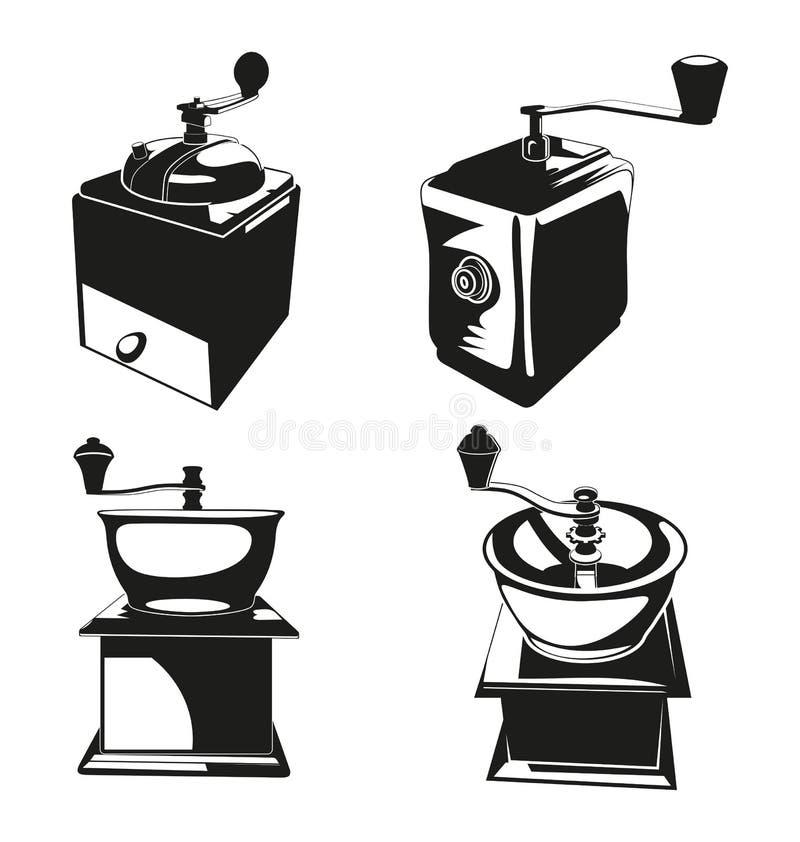 белизна предпосылки изолированная механизмом настройки радиопеленгатора бесплатная иллюстрация