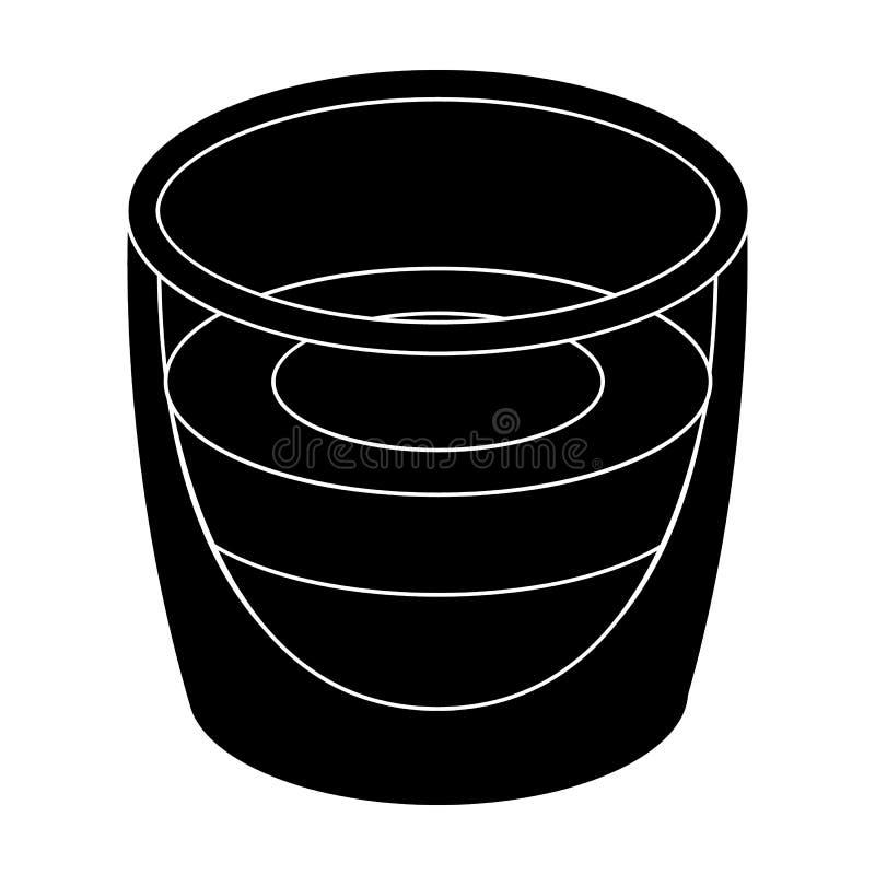 белизна путя кофейной чашки предпосылки изолированная espresso Разные виды кофе определяют значок в черной сети иллюстрации запас бесплатная иллюстрация