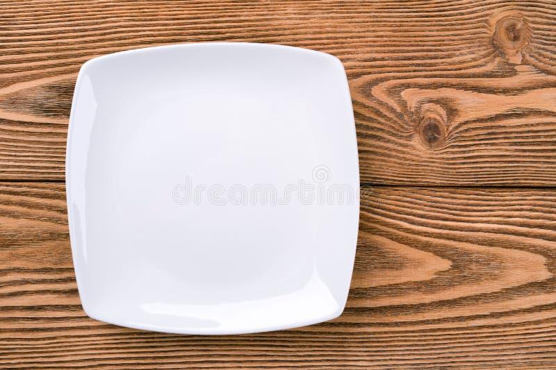 белизна плиты квадратная стоковые фотографии rf