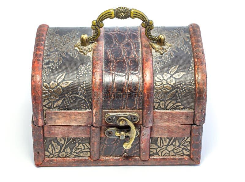 белизна драгоценности предпосылки изолированная коробкой стоковое фото