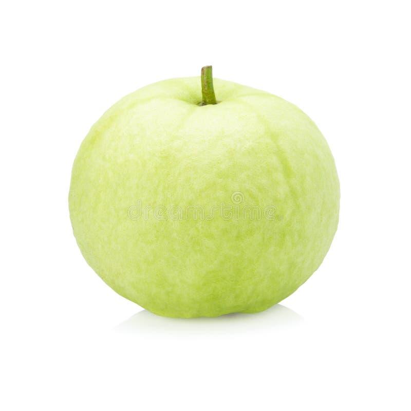 белизна guava плодоовощ предпосылки стоковые изображения rf