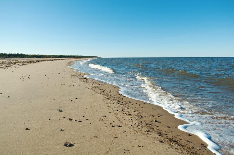Белое море Россия, стоковое фото