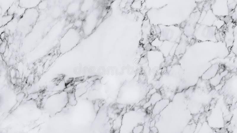 Белые мраморные текстура и предпосылка стоковая фотография rf