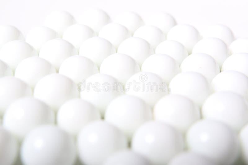 Белые мраморы стоковые фото