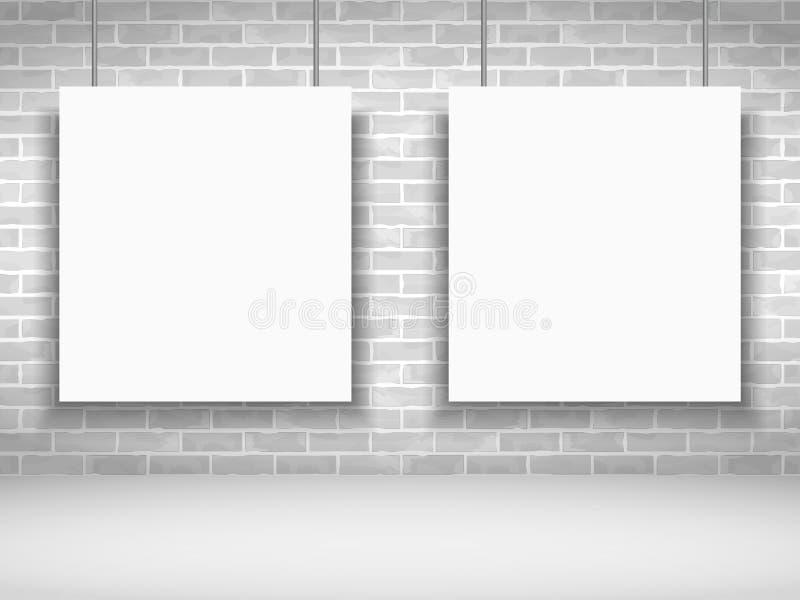 Белые рамки бесплатная иллюстрация