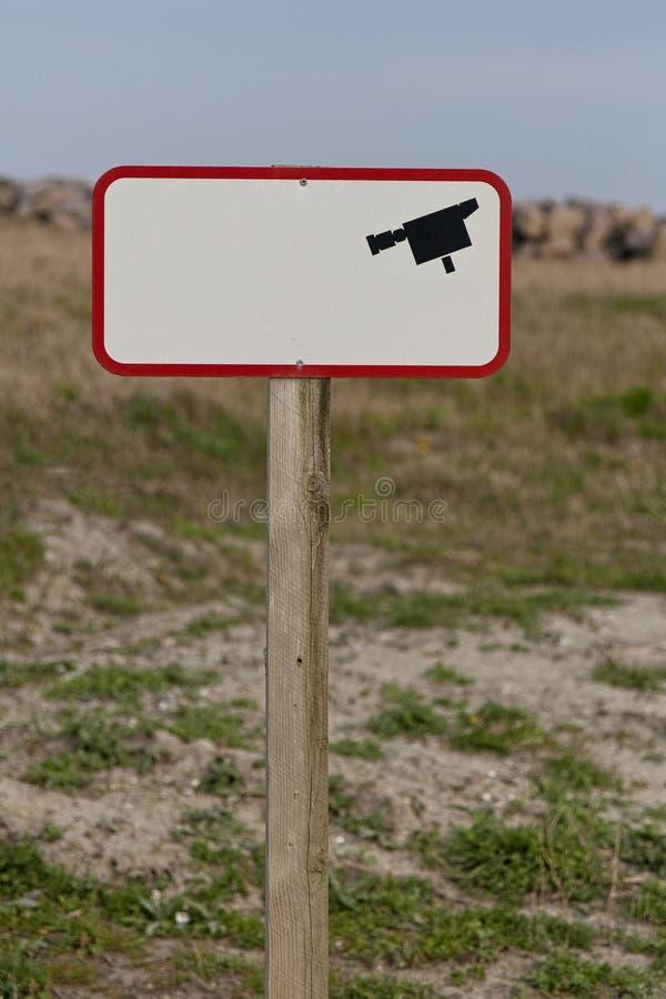 Белый знак стоковые фото