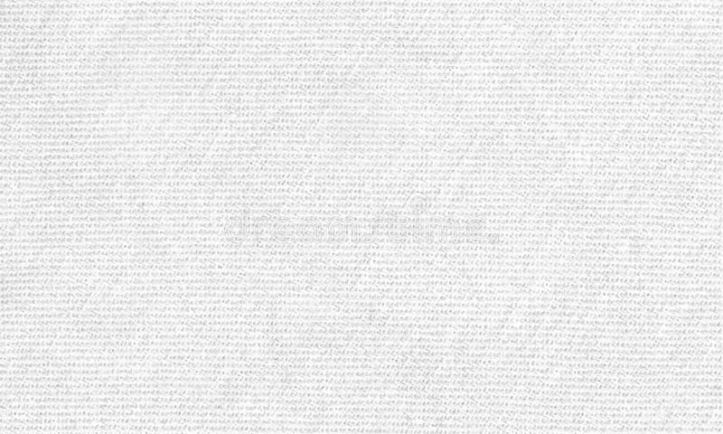 Белый материал, который нужно использовать как предпосылка или текстура иллюстрация вектора