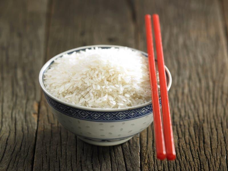 Белый рис стоковое фото rf