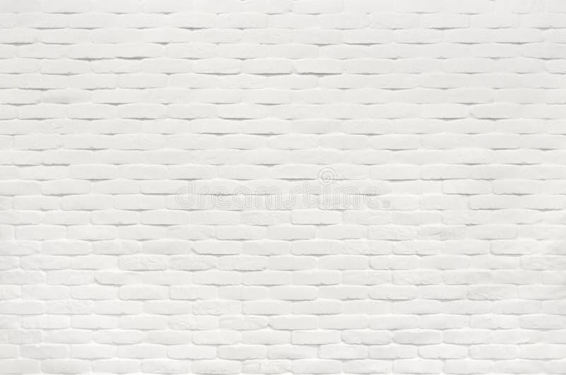 Белый фон кирпичной стены стоковое изображение rf