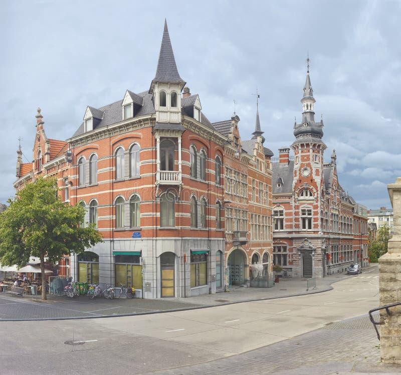Бельгия leuven стоковая фотография rf