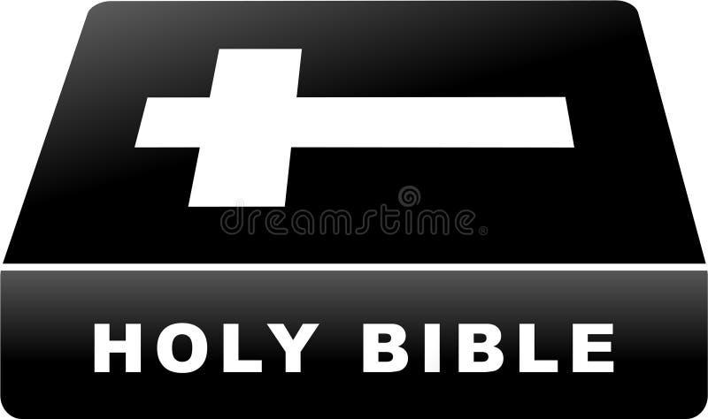 библия святейшая иллюстрация вектора