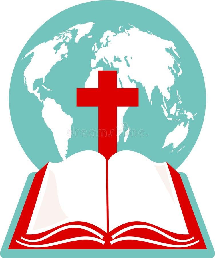 библия святейшая иллюстрация штока