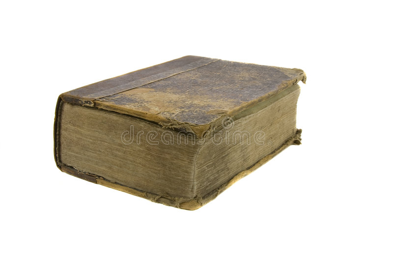 библия старая очень стоковые изображения