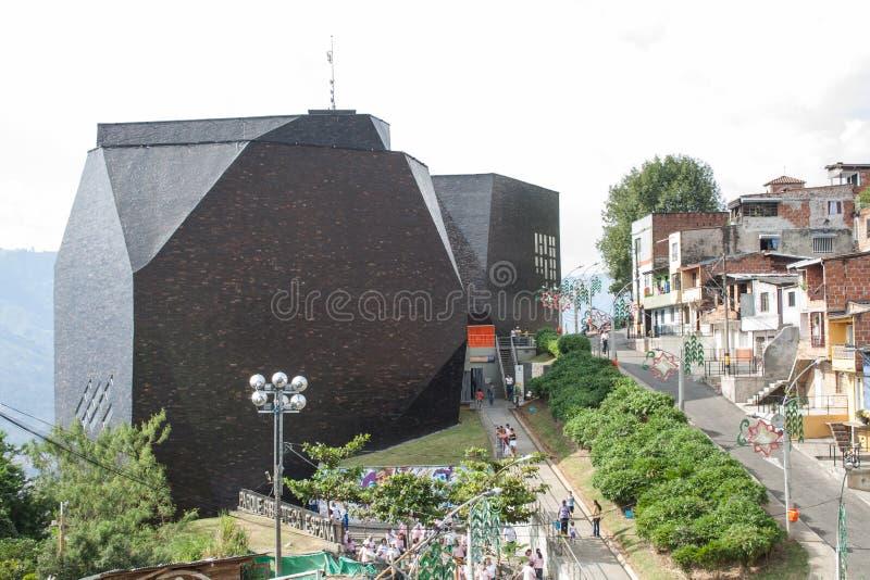 Библиотека Испании стоковое изображение rf