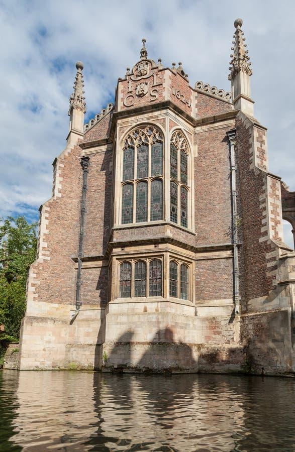 Библиотека Кембридж Англия крапивниковые стоковые фотографии rf