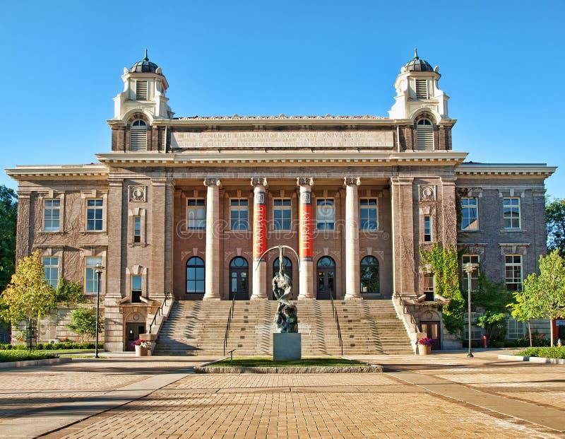 Библиотека Carnegie стоковое изображение