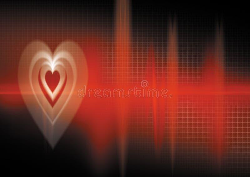 биение сердца бесплатная иллюстрация