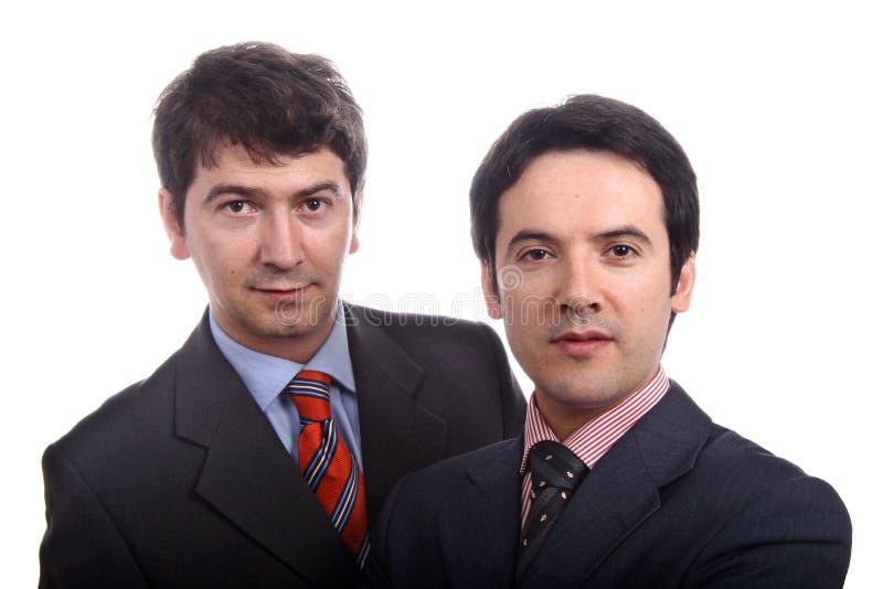 бизнесмены стоковые фото