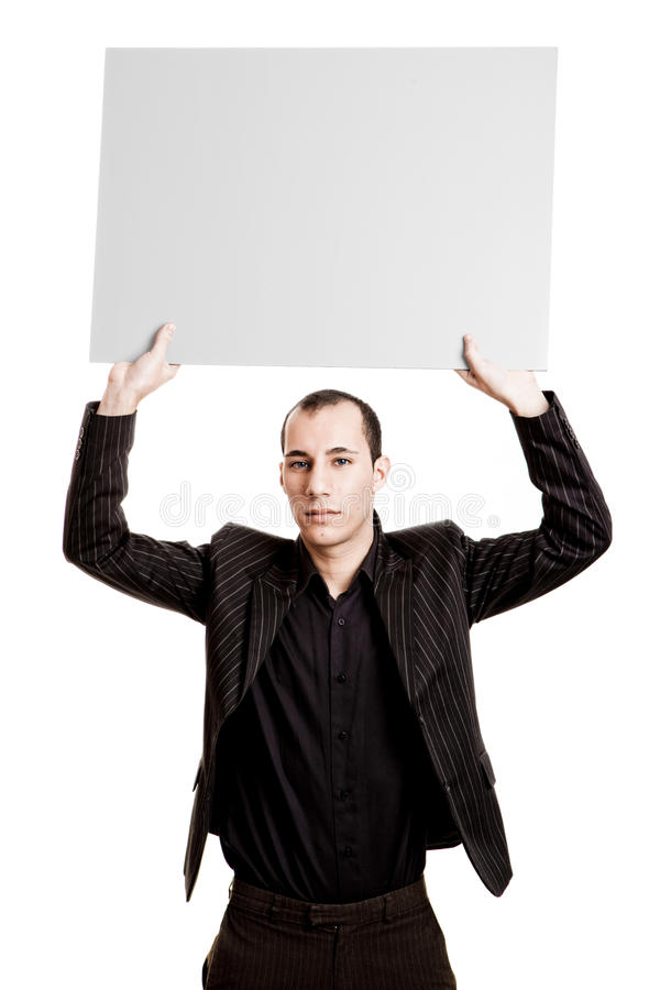 бизнесмен показывая что-то стоковые изображения