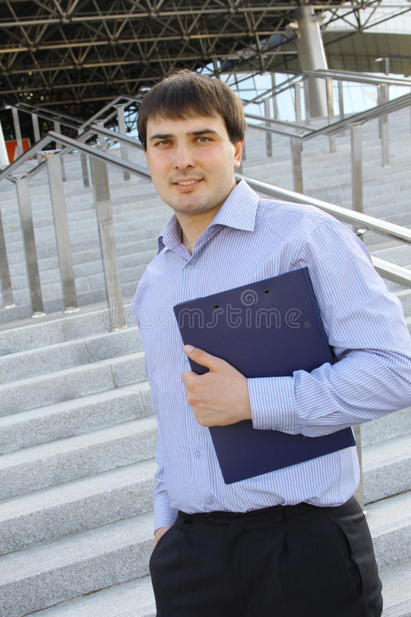 бизнесмен самомоднейший стоковые фотографии rf