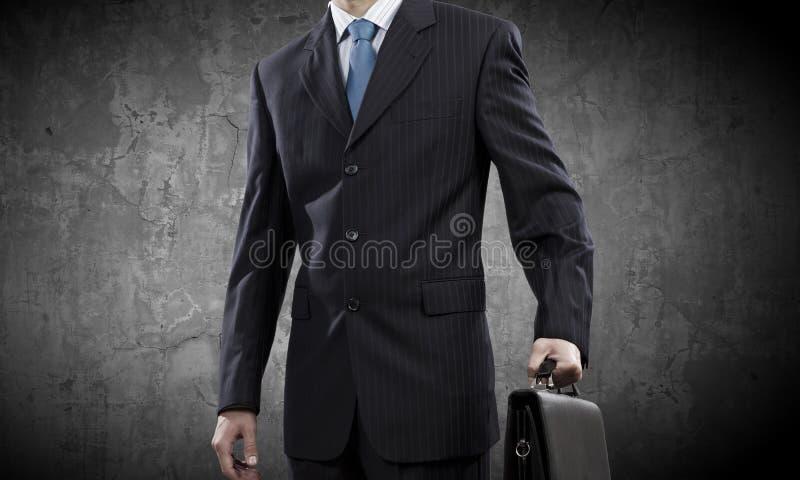 Download бизнесмен уверенно стоковое изображение. изображение насчитывающей водительство - 41650859