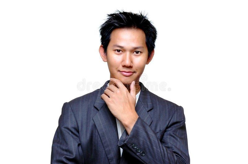 бизнесмен уверенно стоковые фото
