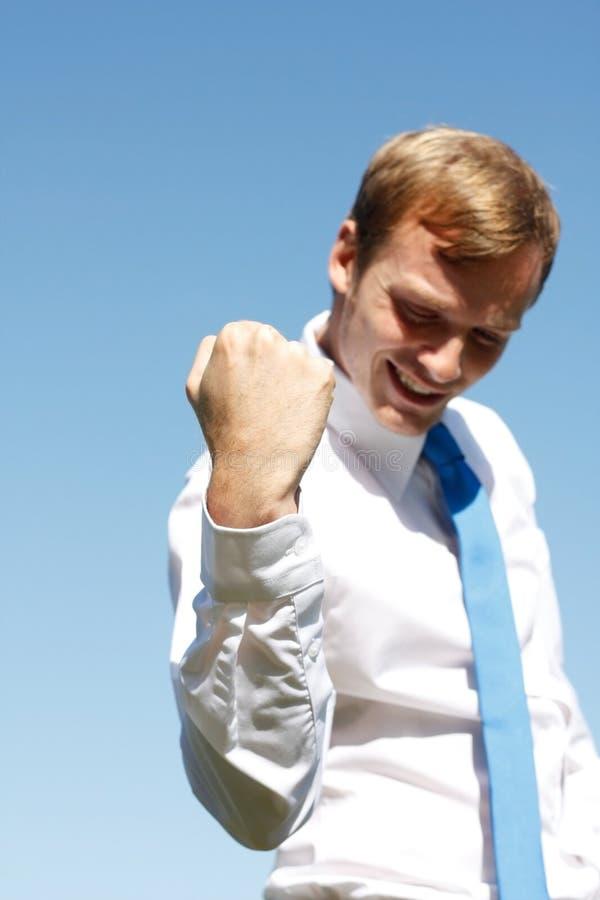 бизнесмен успешный стоковые фото