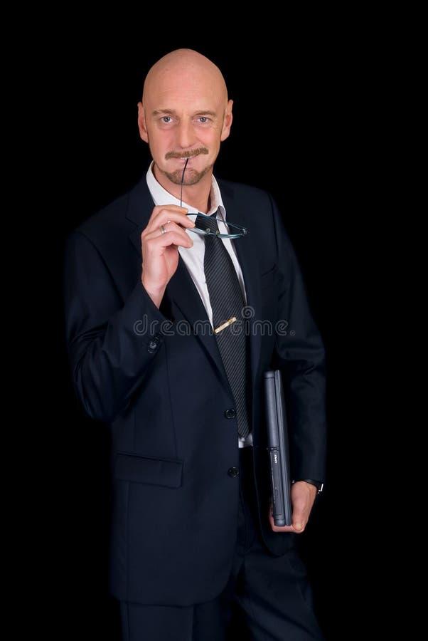 бизнесмен успешный стоковое фото rf