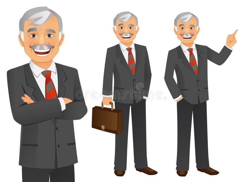 Бизнесмен бесплатная иллюстрация