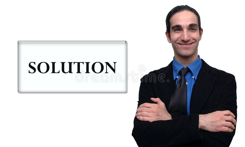 бизнесмен 7 иллюстрация вектора