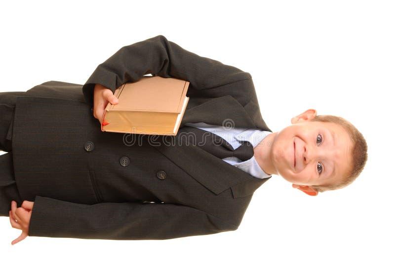 бизнесмен 9 мальчиков стоковая фотография