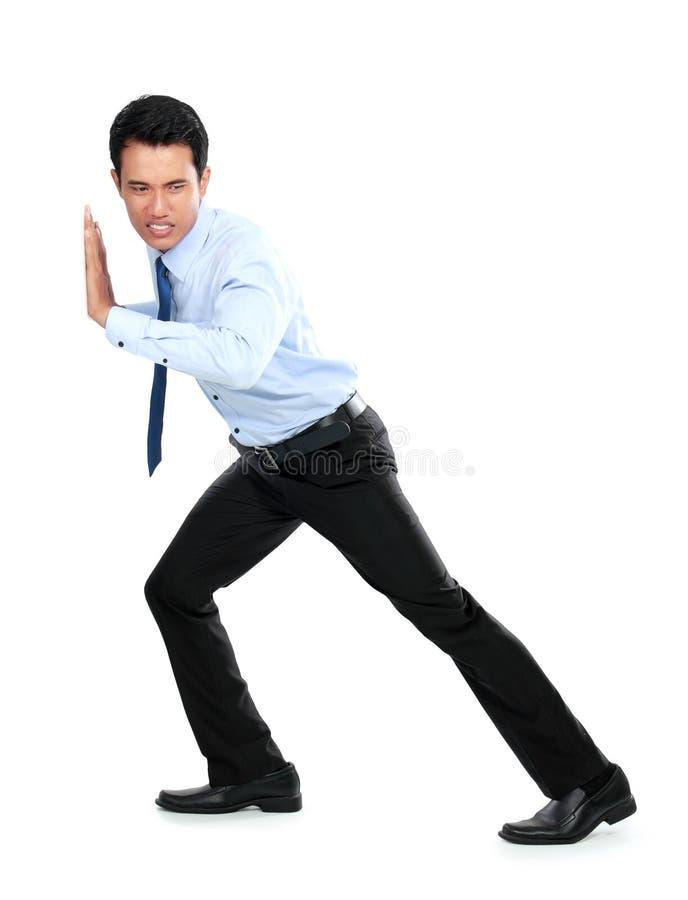 Download бизнесмен Gesturing счастливая успешная Стоковое Изображение - изображение насчитывающей дело, ассигнования: 37927333