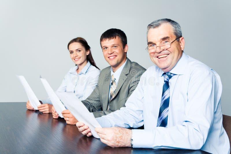 бизнес-группа стоковые изображения rf