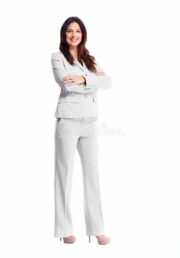 Бизнес-леди. стоковые изображения
