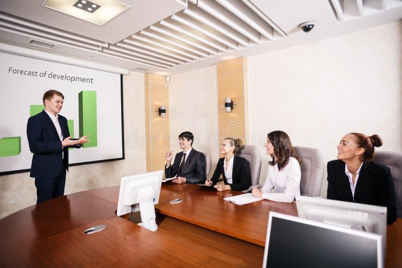 Бизнес-консультант стоковая фотография