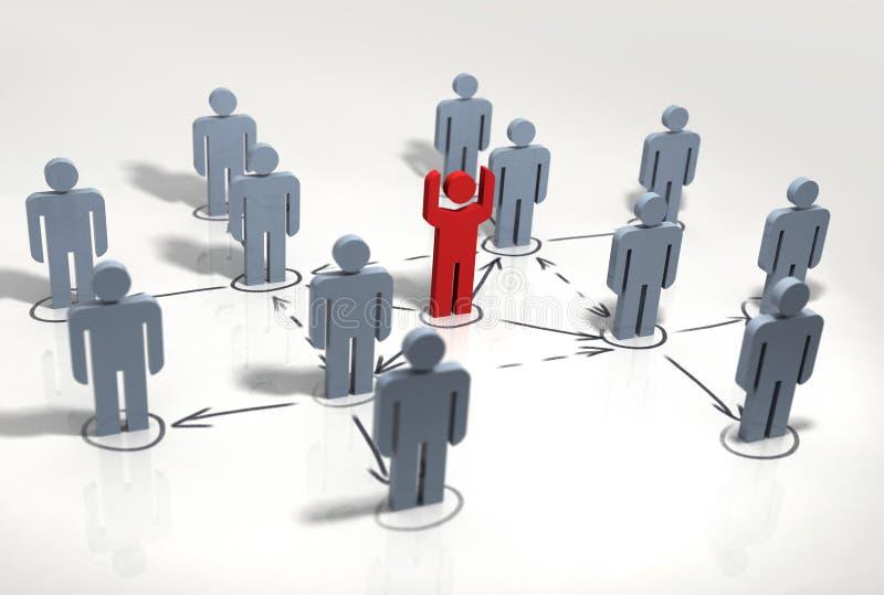 бизнес-план иллюстрация штока