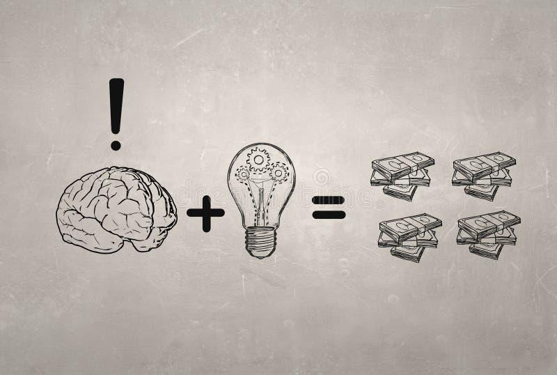 Download Бизнес-план на стене Мультимедиа Стоковое Изображение - изображение насчитывающей преподавательство, комната: 81808569