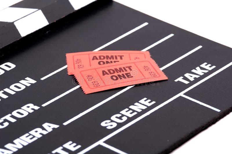билеты допущения стоковые фотографии rf