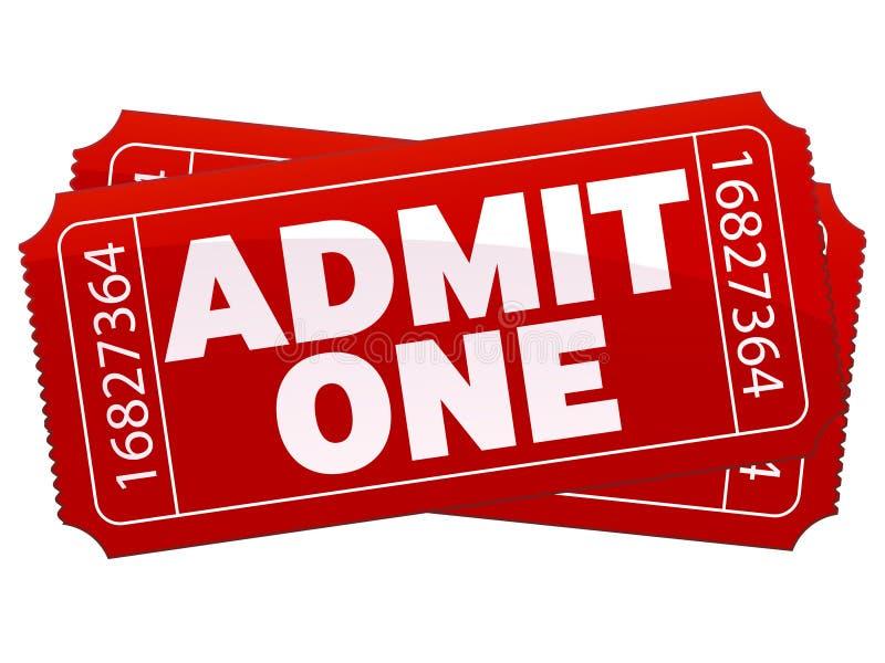 билеты театра иллюстрация штока
