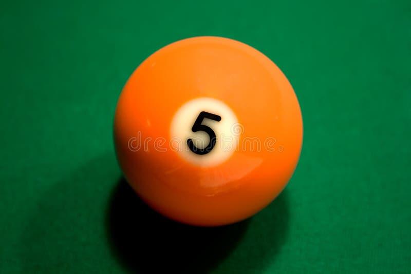 биллиард шарика стоковое фото