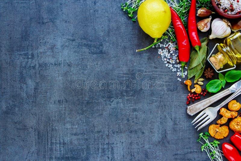 Био здоровая еда стоковые изображения