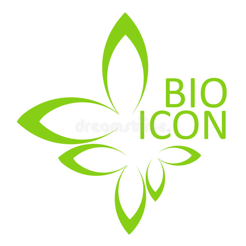 био икона бесплатная иллюстрация