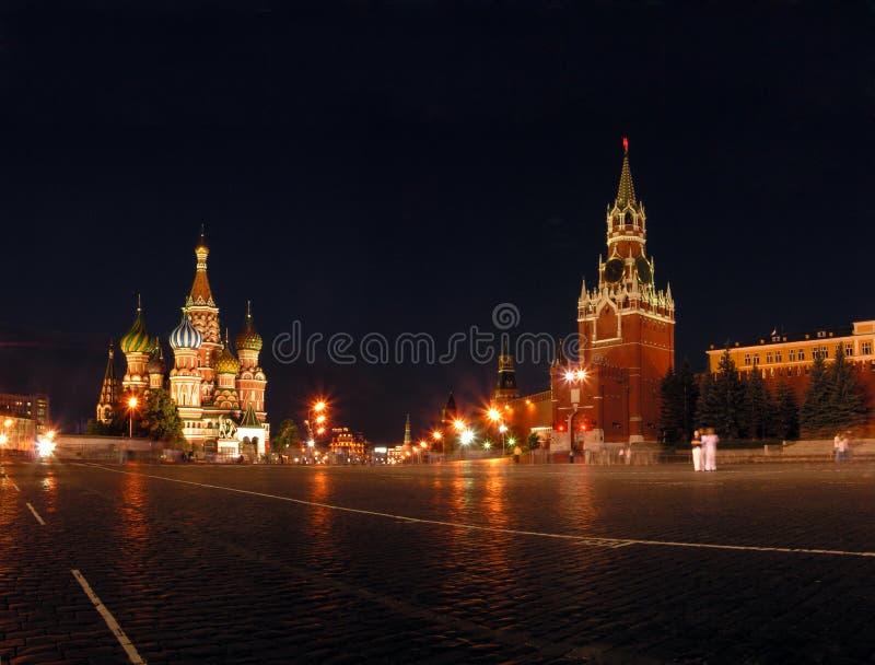 благословленный висок kremlin moscow s vasily стоковые фото