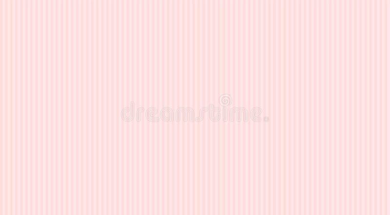 Бледный - картина нашивок пинка безшовная иллюстрация штока